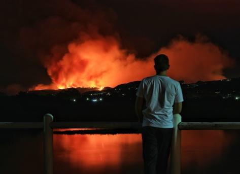 Knysna Fires Eden Fires
